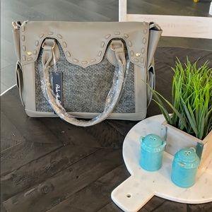 🌸Gorgeous Grey Classic Satchel Bag 🌸